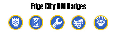Edge city dm badges