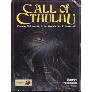Call of cthulhu 4th