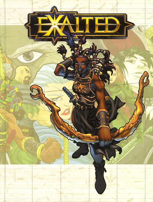 Exalted 00 cover
