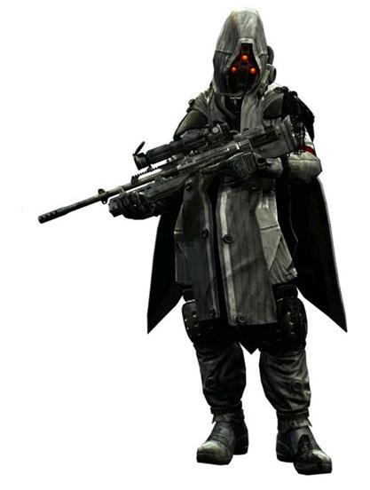 Necro sniper