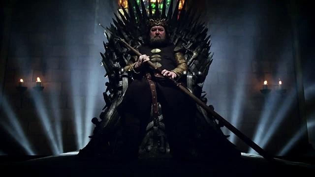 Iron throne baratheon