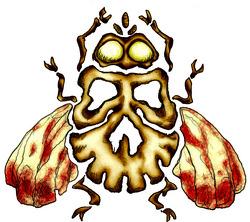 The Skull Fly