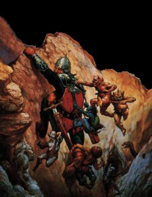 Dangers dungeon