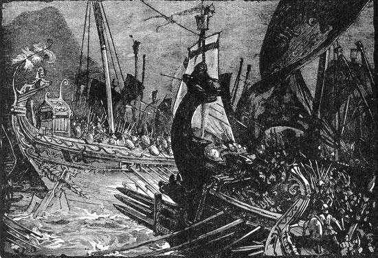 Schiffskampf
