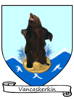 Vancaskerkin coat of arms
