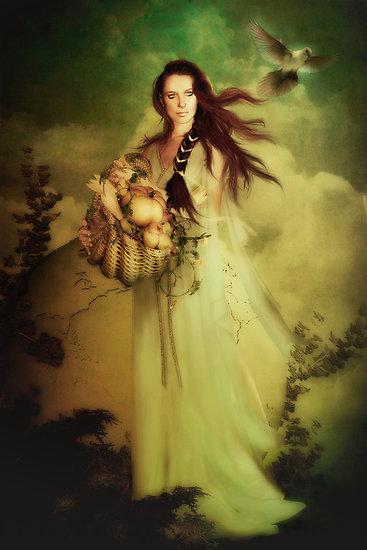 Bumi bijiran  mistress of the earth