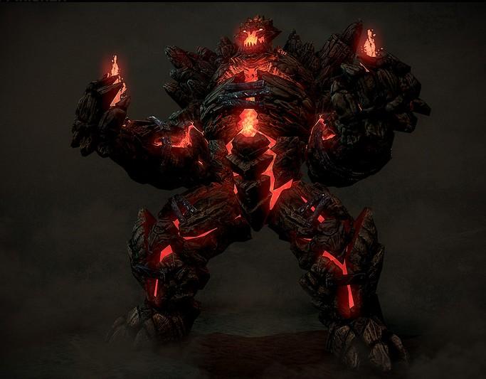 Ormic iron golem 2