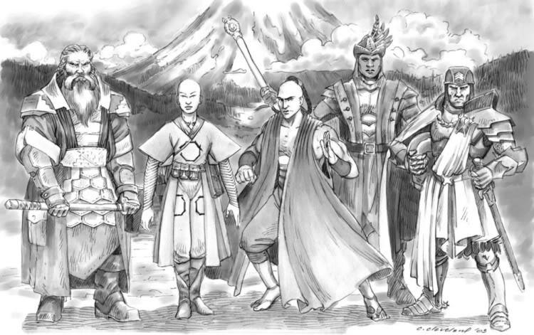 Clerics ln