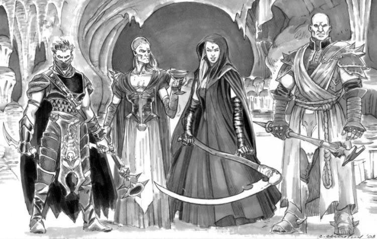 Clerics ne
