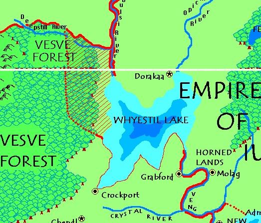 Whyestil lake