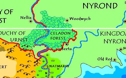 Celadon forest 2