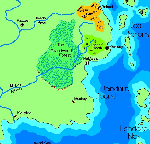 Grandwood forest