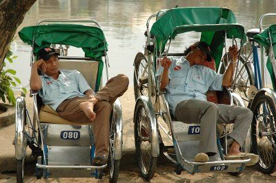 Hoian city tour by cyclo half day