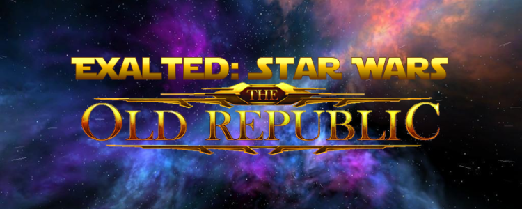 Exalted: Star Wars, The Old Republic