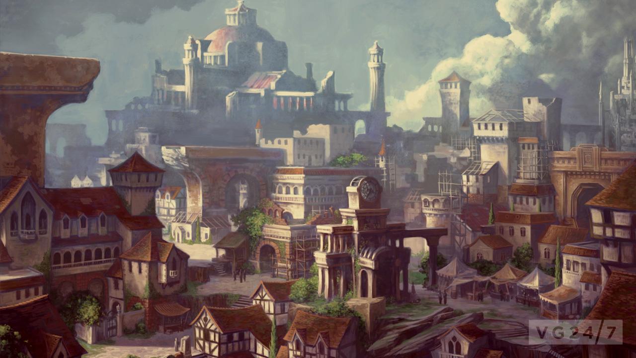 Frostmantle citadel