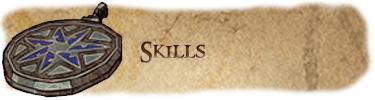 Skills button