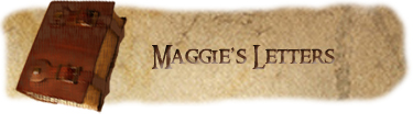Maggies letter button
