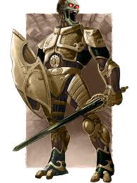 Warforged construct