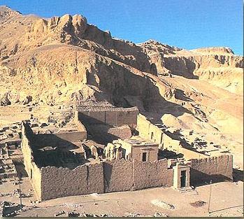 Hathor  thebes