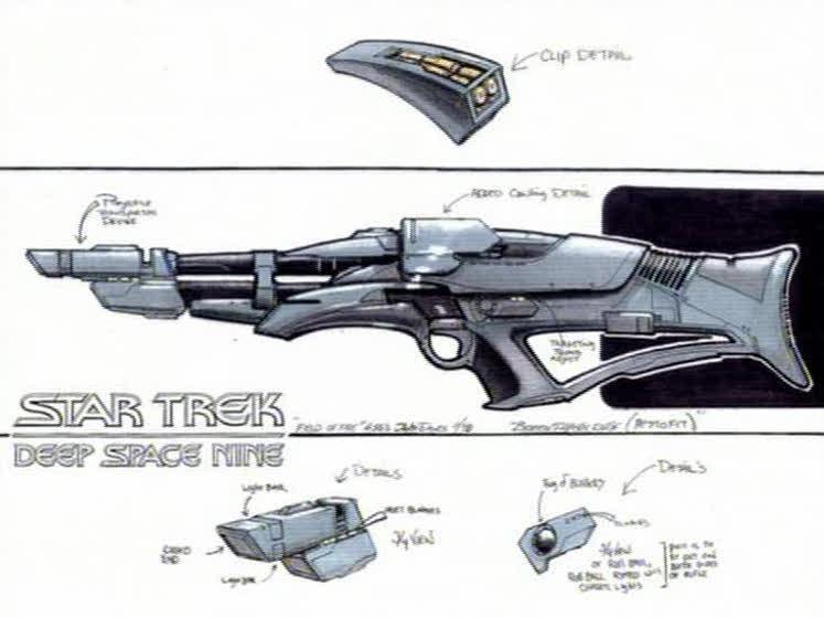 Tr 116 sniper rifle