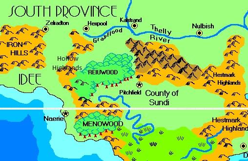 Hollow highlands
