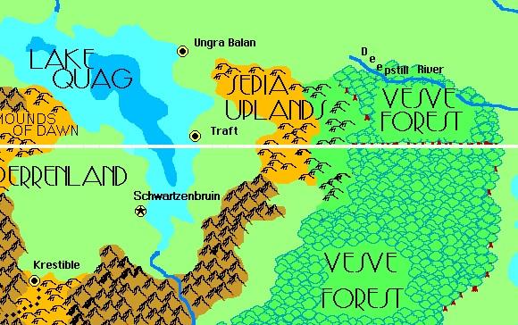 Sepia uplands