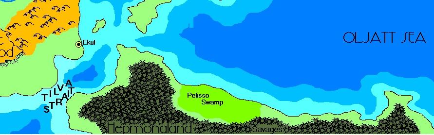 Pelisso swamp