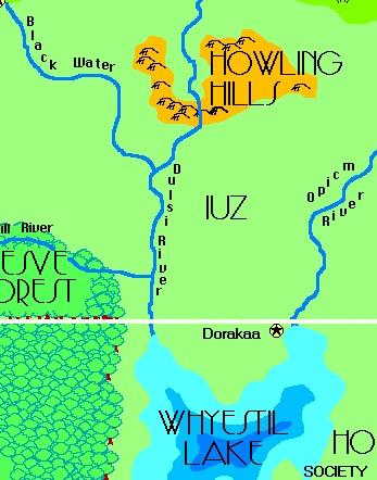 Dulsi river