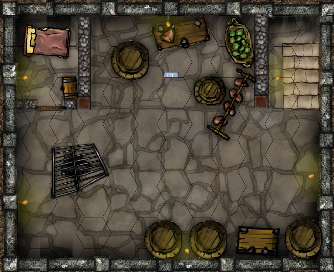 Improved basement