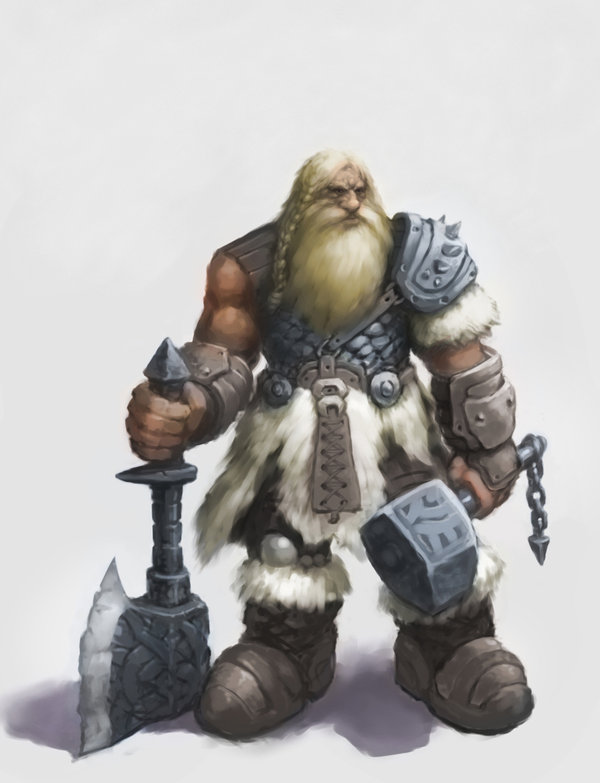 Dwarf by blackdigger d39x0ot