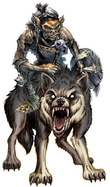 Goblin worgrider