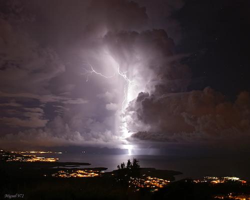Venezuela storm