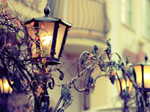 Fairy street light