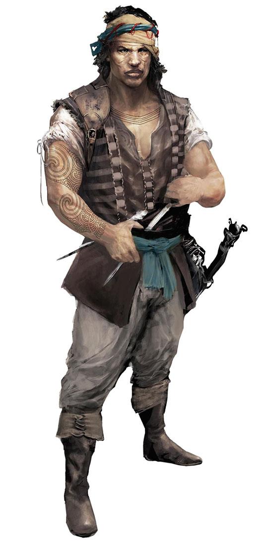 Ac2 mercenary