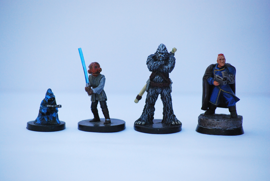 Gambit crew