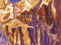 Shiro Mirumoto, Last Glance Castle