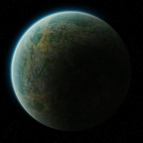 Mars circa the year 2614