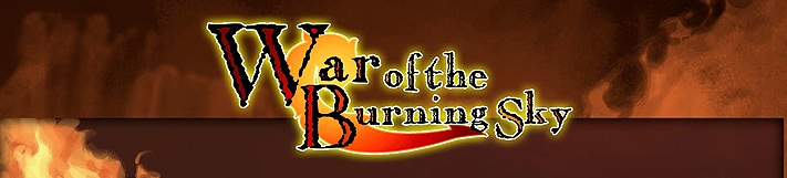 War of the Burning Sky