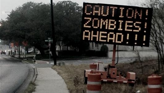 Zombies ahead main
