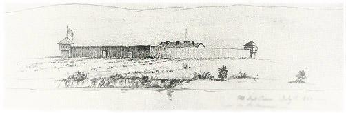 Fort sketch
