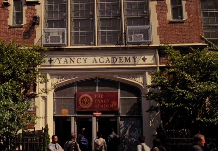Yancy academyoutside