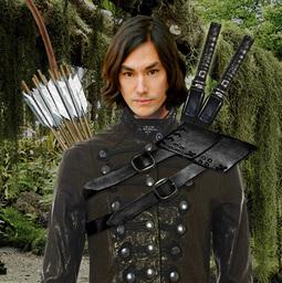 Lirael s brother Arvis  half-elfElven Ranger Portrait