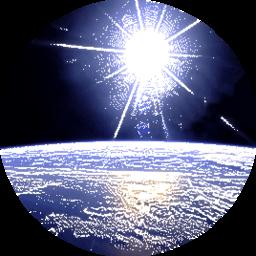 The Consortium circular flag