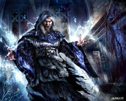 Lightning wizard jpgLightning Wizard