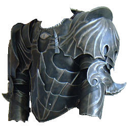 Axeblock Breastplate