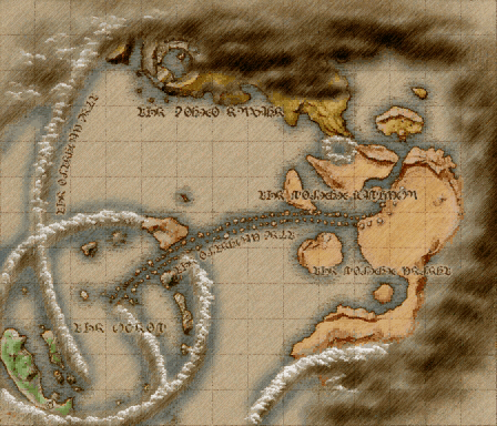 Map of Arcadia
