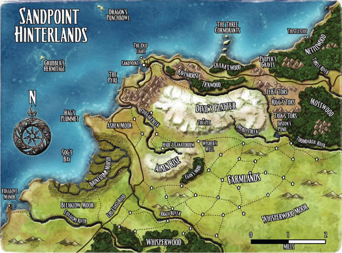 Jade Regent Sandpoint-hinterlands
