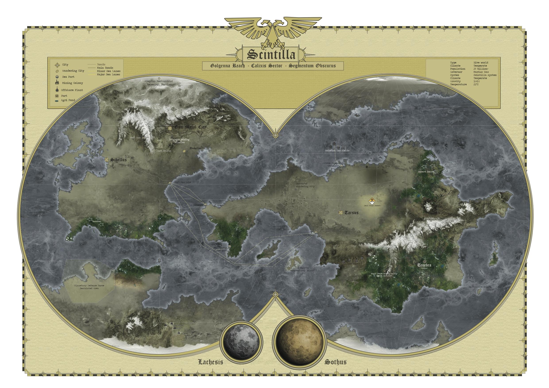 Cartographia Imperialis Scintilla